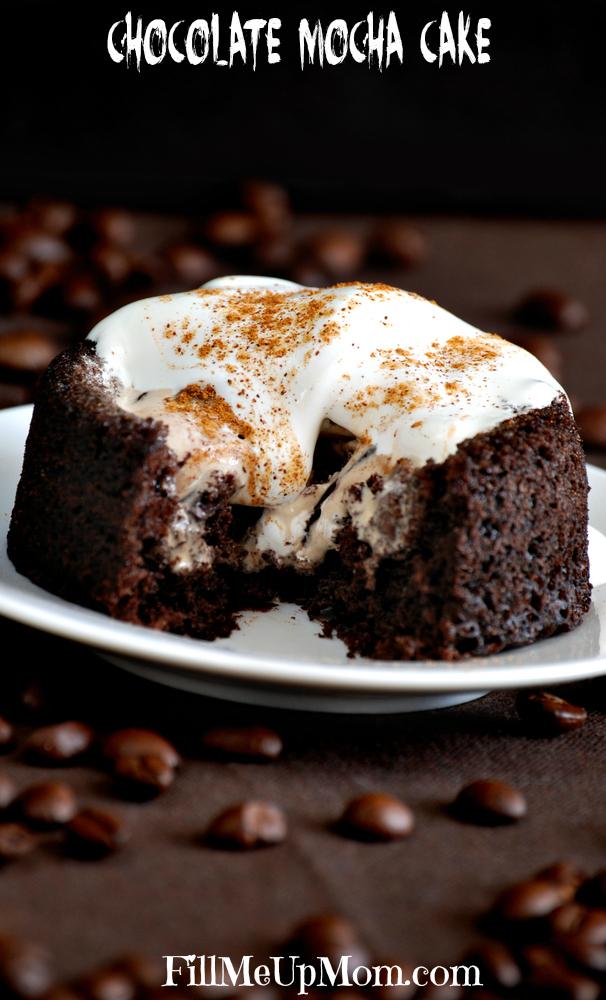 Chocolate Mocha Cake 2